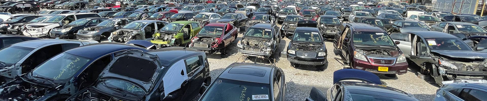 USED-AUTO PARTS INVENTORY